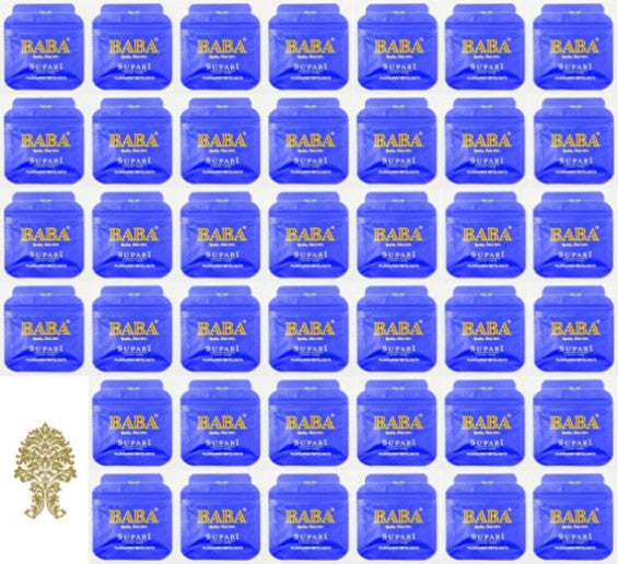 40 Pieces Baba Supari 4.5 gm Each