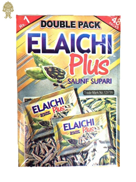 ONE Pack Elaichi Plus Supari Export Quality!