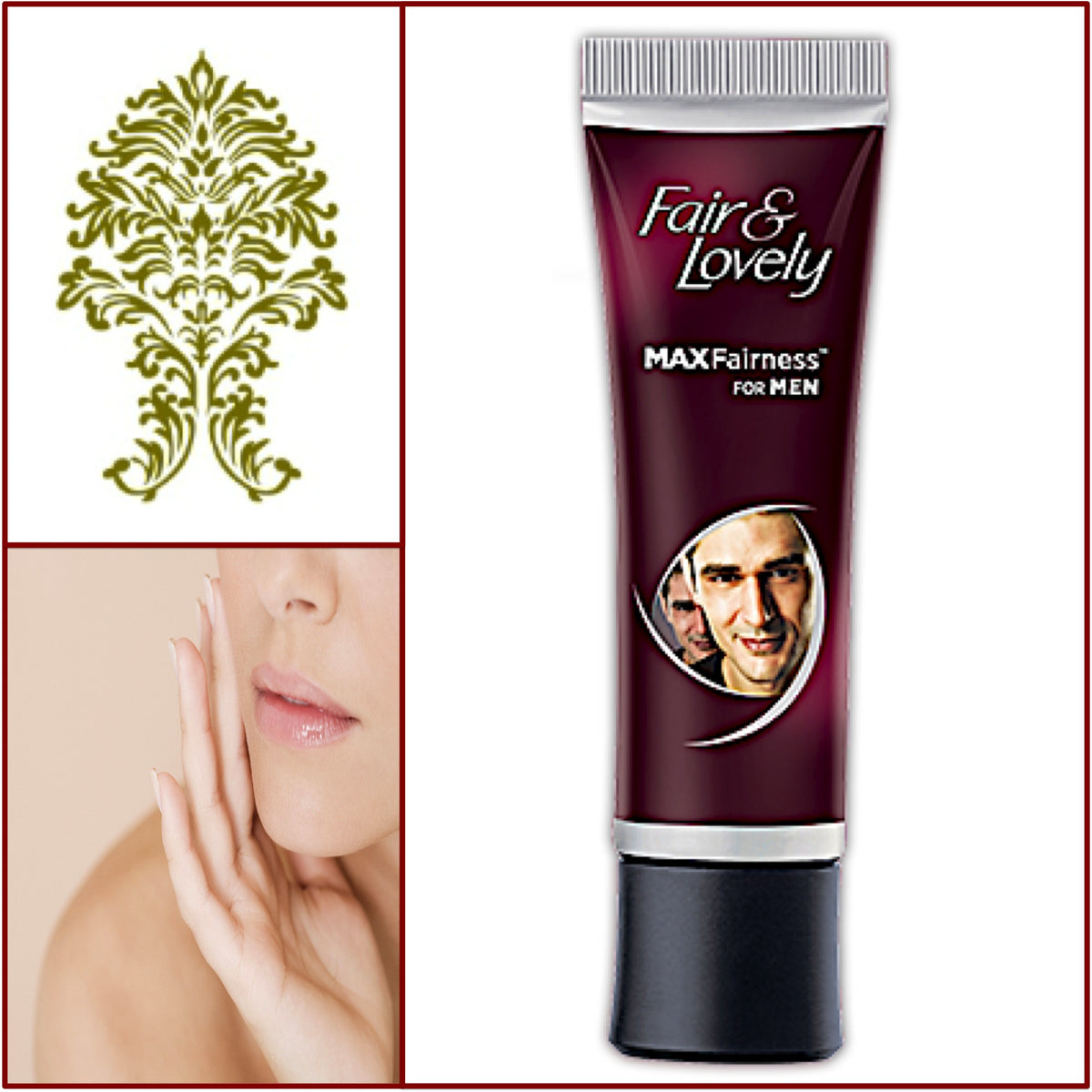 Fair & Lovely Max Fairness for Men Cream 50g