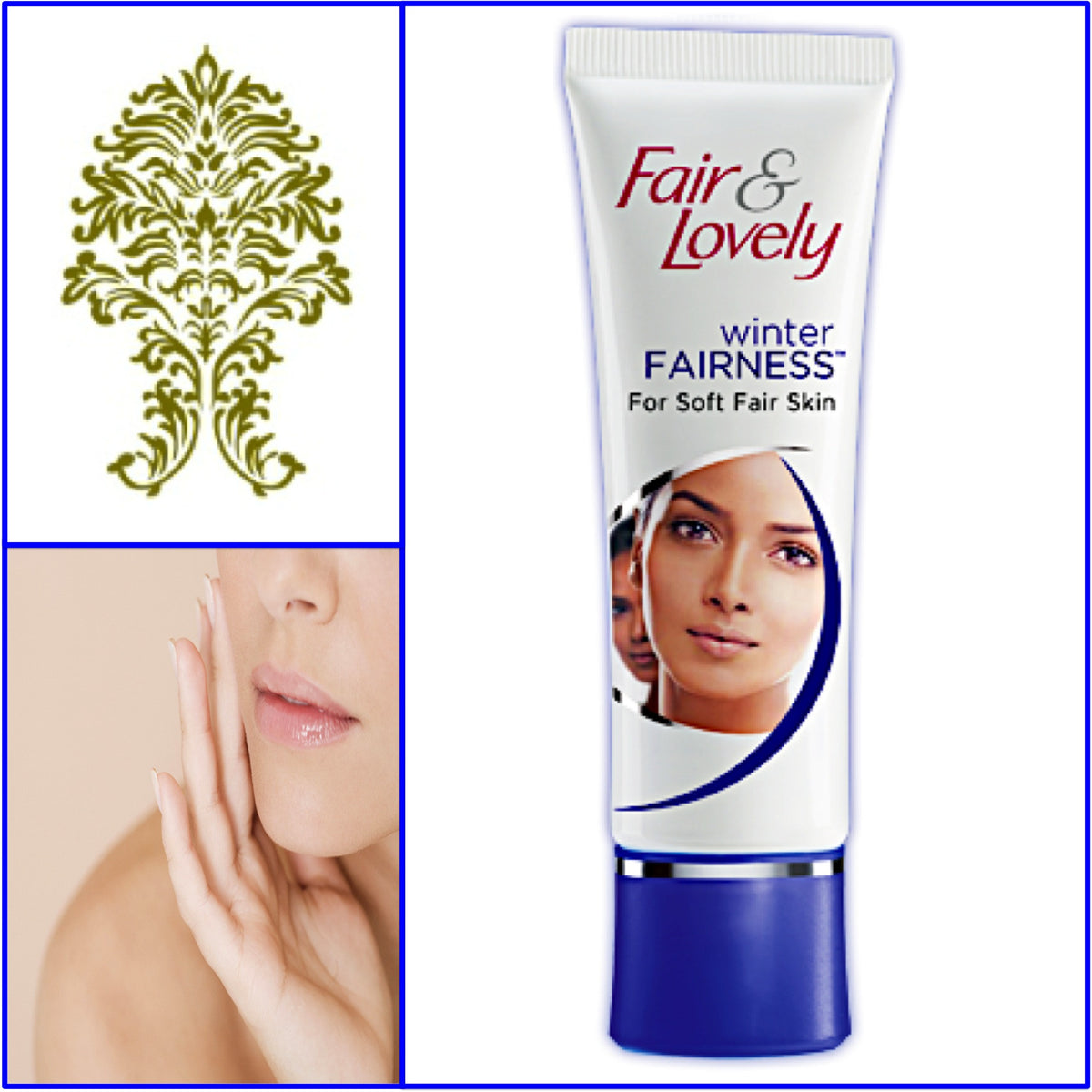 Fair & Lovely Winter Fairness Cream - Soft Fair Skin 50g