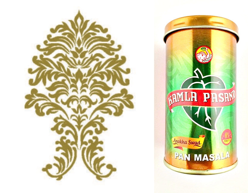 ONE Can. 100g Kamla Pasand Pan Masala. Export Quality