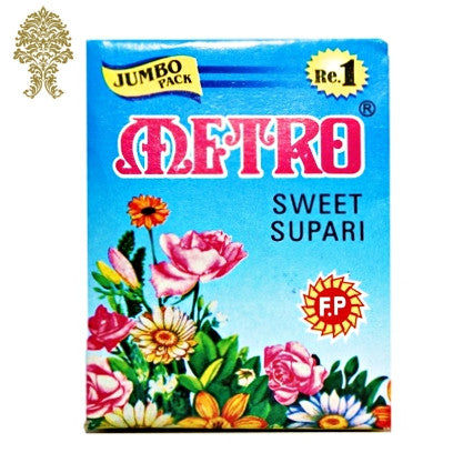 ONE Pack Metro Supari Export Quality!!