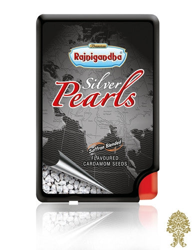 1 pack Rajnigandha Silver Pearls with Saffron Export Quality