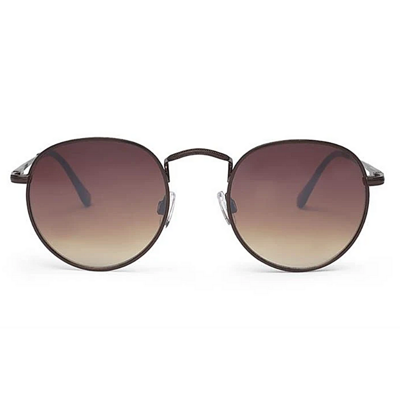 Lunettes de Soleil Manhattan marron CHARLY THERAPY