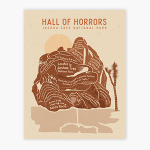 Hall of Horrors Wall Art