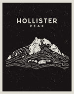 Load image into Gallery viewer, Hollister Peak Art Print
