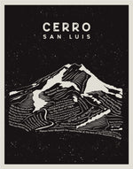 Load image into Gallery viewer, Cerro San Luis Art Print