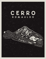 Load image into Gallery viewer, Cerro Romauldo Art Print