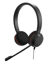 Jabra Evolve 20 MS Stereo SE Headset