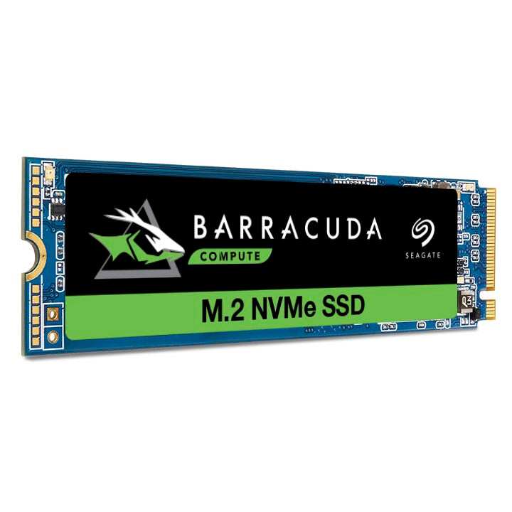 Seagate 500GB BarraCuda 510, M.2, NVMe SSD