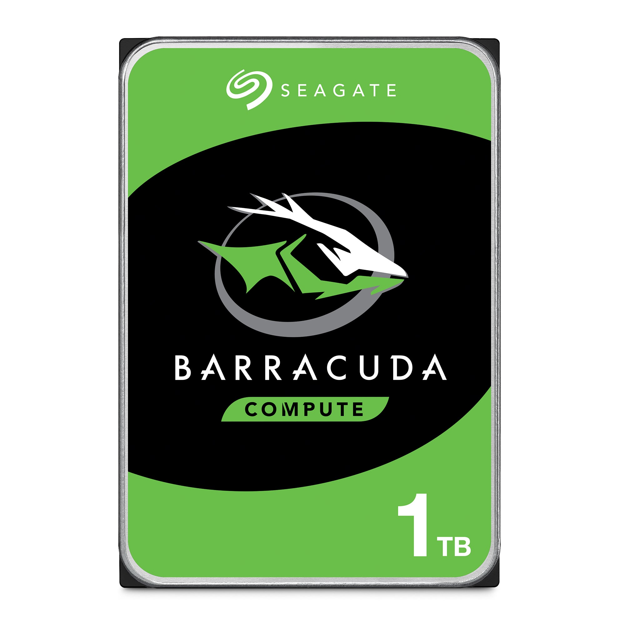 Seagate 1TB BarraCuda Desktop Internal 3.5