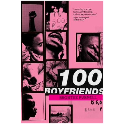 100 Boyfriends Book