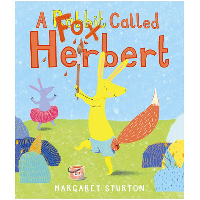 A Fox Called Herbert Book