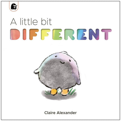A Little Bit Different (The Ploofers) Book