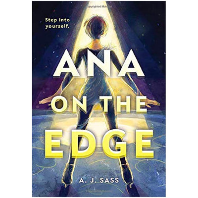 Ana on the Edge Book