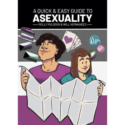 A Quick & Easy Guide to Asexuality Book