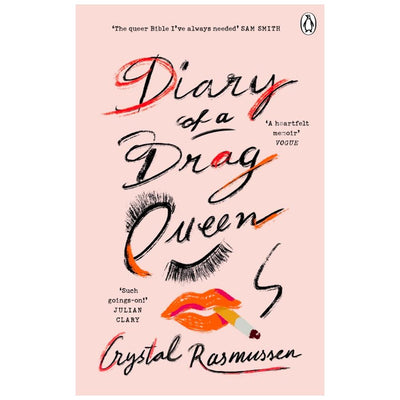 Diary of a Drag Queen Book
