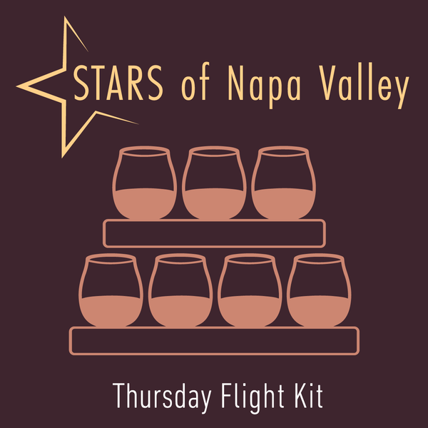 STARS of Napa Valley | Thursday, March 11 | Night Two