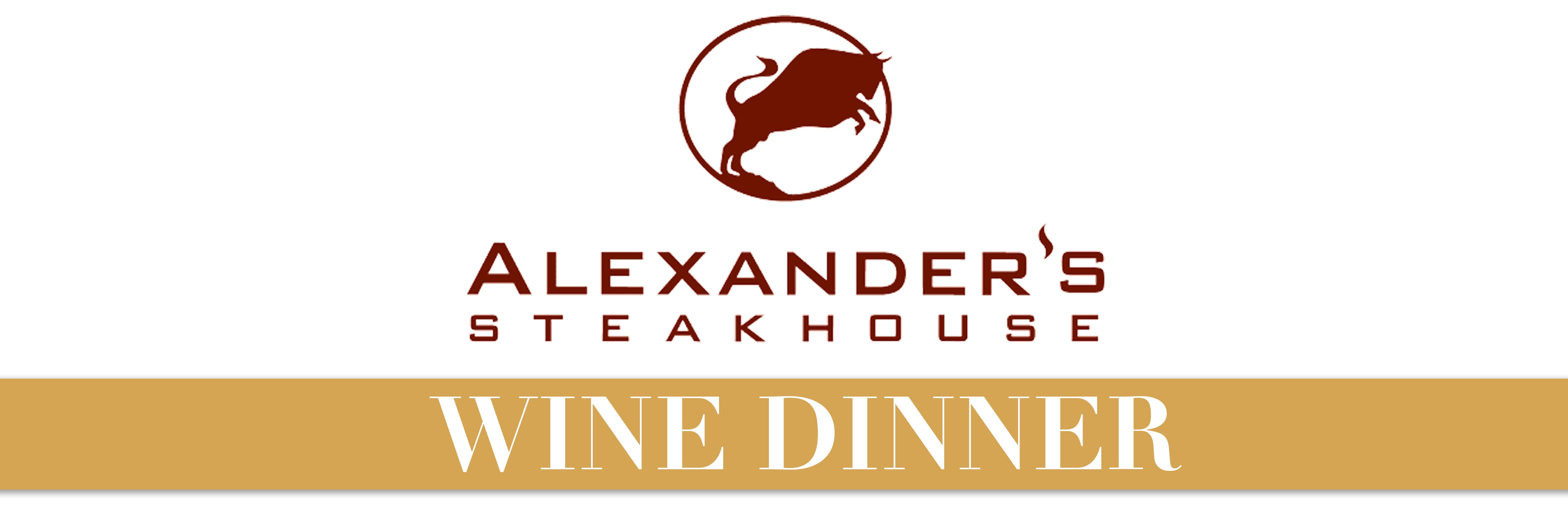 Alexander's Steakhouse Wine Dinner through LearnAboutWine.com