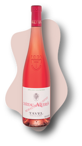 chateau-daqueria-tavel-rose-côtes-du-rhône-france-2019-online-wine-tasting-events-image-at-learnaboutwine