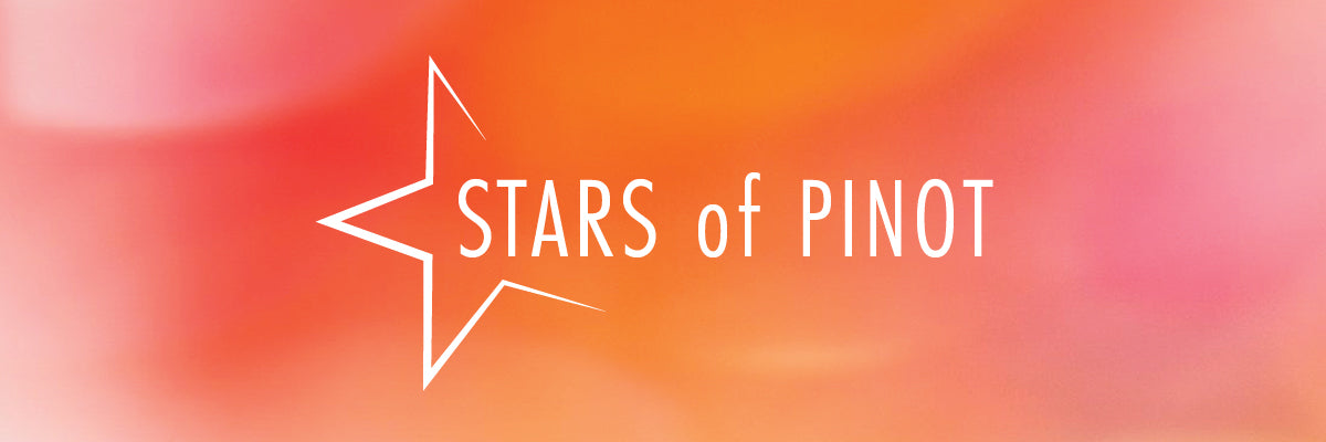 STARS of Pinot Online Wine Tasting Class Image at learnaboutwine.com
