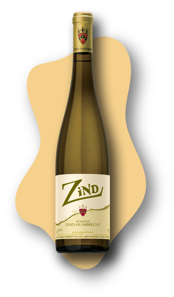 Domaine Zind-Humbrecht, ZIND, Alsace, France, 2016 STARS of White Wine Online Wine Tasting Class Image at learnaboutwine.com