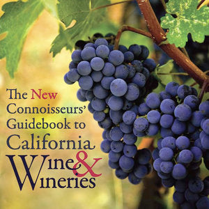 CGCW - The New Connoisseurs' Guidebook to California Wine & Wineries