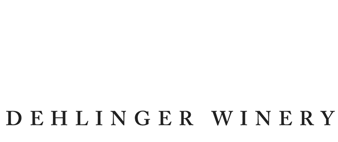 Dehlinger Estate Winery Logo STARS of White Wine Online Wine Tasting Class Image at learnaboutwine.com