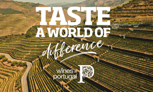 Taste a world of difference wines of Portugal