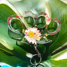 Load image into Gallery viewer, Bad-Ass Knuckle Keychains - Spring Collection
