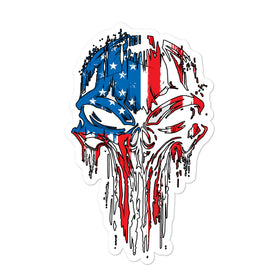 American Punisher (Vinyl Sticker)