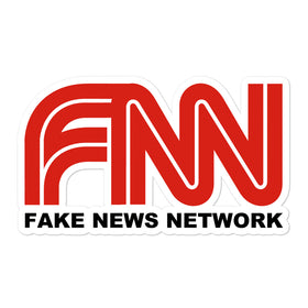 Fake News Network (Vinyl Sticker)