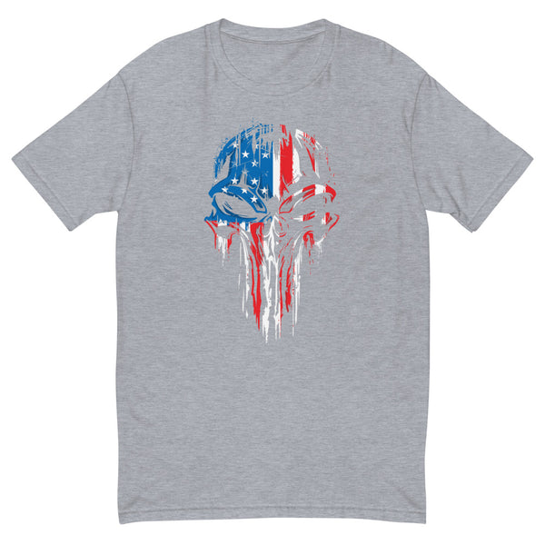 American Punisher (Fitted T-Shirt)