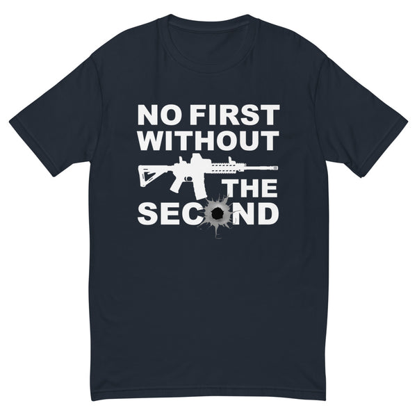 No First Without The Second (Fitted T-Shirt)