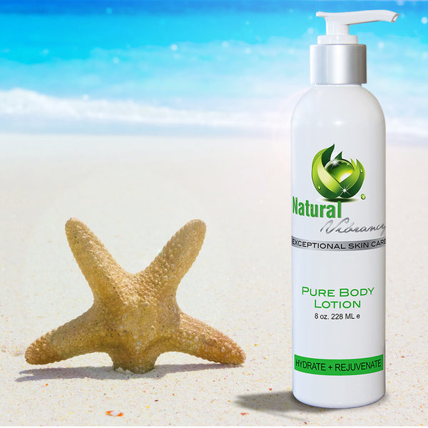 sunburn recovery lotion