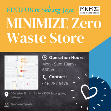 Breeze Products at Minimize in Subang
