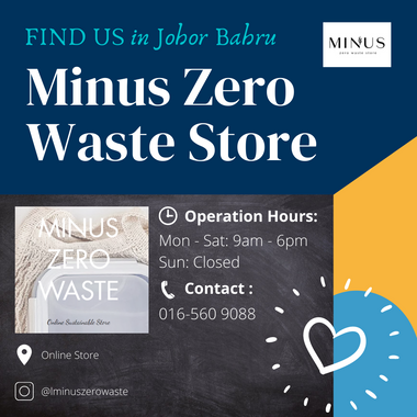 Breeze Products at Minus in Johor