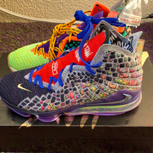 Load image into Gallery viewer, Nike Lebron XVII WTW size 9.5