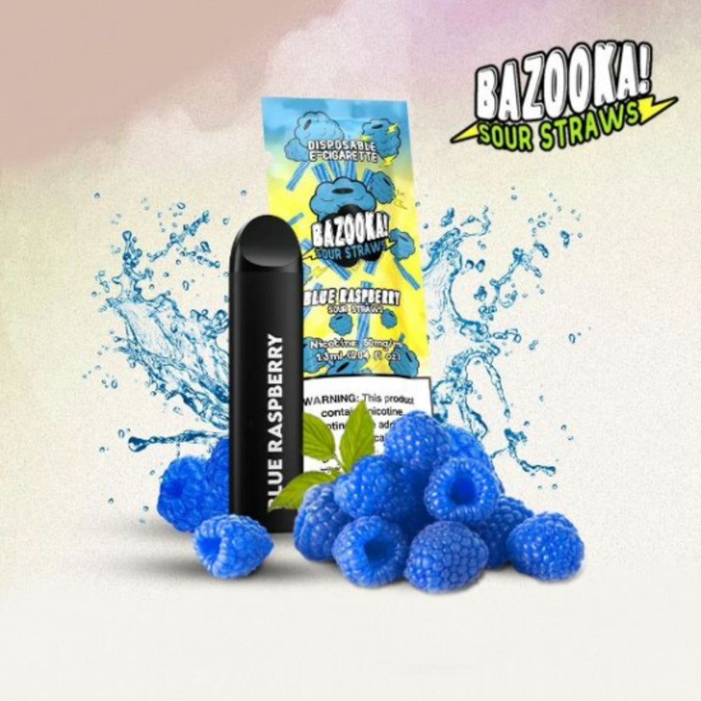 Bazooka - Blue Raspberry Ice - Disposable