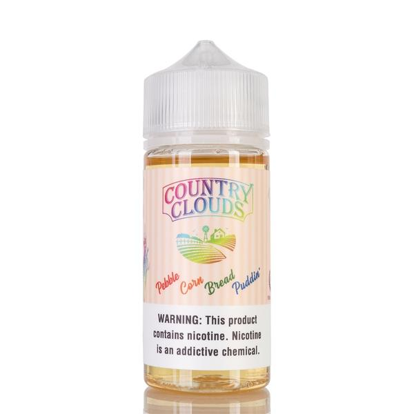 Country Clouds - Pebble Corn Bread Pudding - 100ml