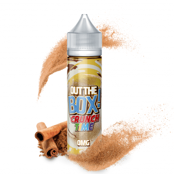 Out Of The Box - Crunch Time - 60ml