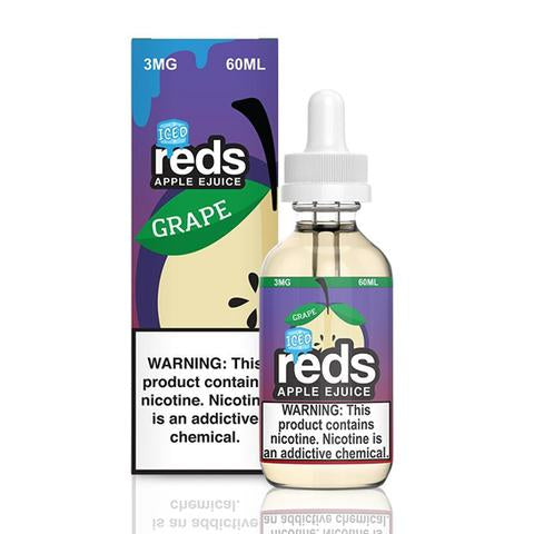 Reds - Grape Iced - 60ml