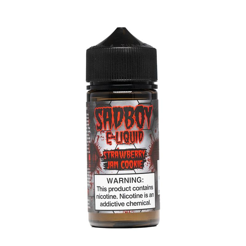 Sad Boy - Strawberry jam cookie - 100ml