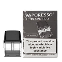 Load image into Gallery viewer, Vaporesso - XROS Cartridge 1.2ohm