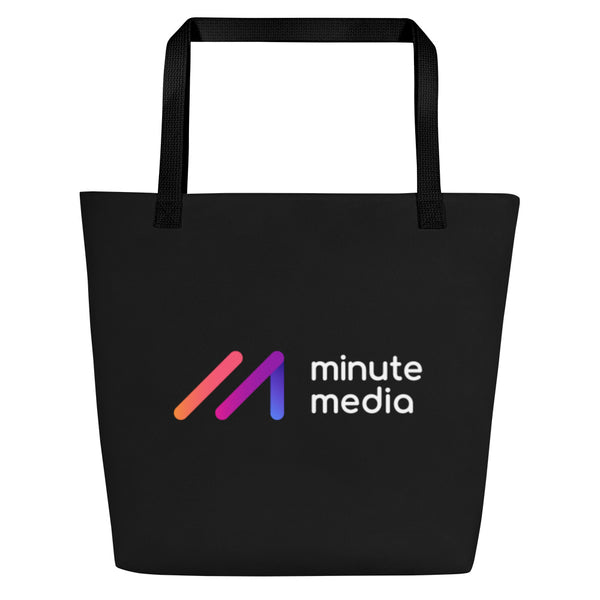 Minute Media Beach Bag