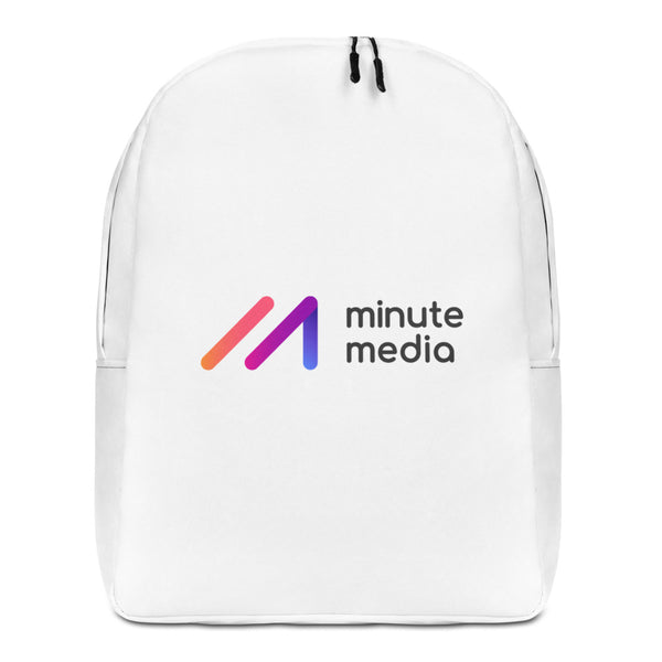 Minute Media Minimalist Backpack