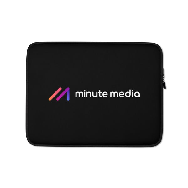 Minute Media Laptop Sleeve