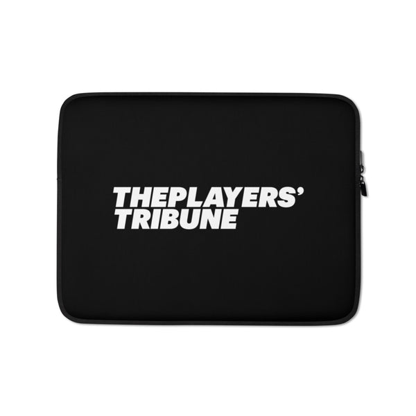 The Players' Tribune Laptop Sleeve