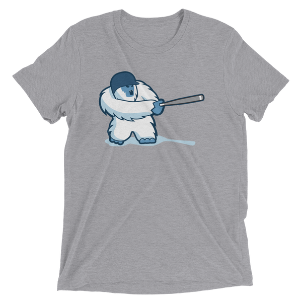 Baseball Everest Short Sleeve T-Shirt