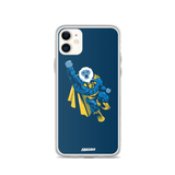 Superhero Everest iPhone Case